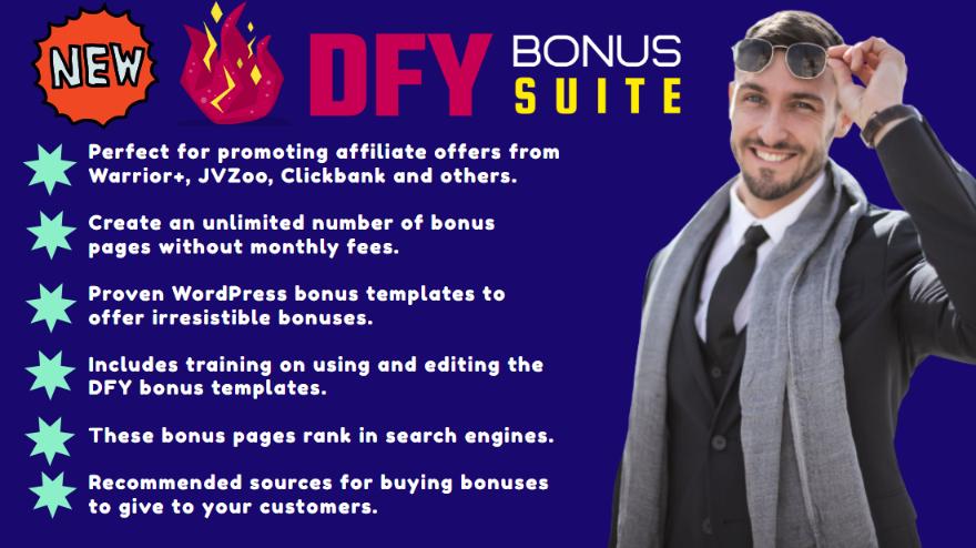 DFY Bonus Suite Review
